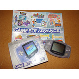 Consola Gameboy Advance Caja ,nes,snes,n64,psp,xbox 360,ps3