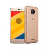 Celular Motorola Xt1725 Moto C+ Dorado 4g