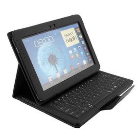 Funda C/teclado Samsung Galaxy Note 10.1, N8000, Negra