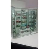 Miniaturas, Espectacular Perfumería, Casas De Muñecas