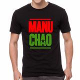 Remera Manu Chao Mano Negra Niño Hombre Dama Somos Local!