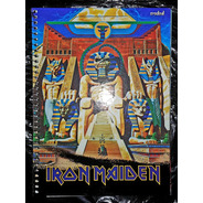 Caderno Escolar Universitario Iron Maiden 96 Folhas