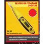 Tester De Voltaje Digital Black Jack T821