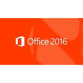 Office Professional 2016 Plus 32/64bits Original !