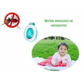 Repelente Para Mosquitos En Forma De Botón