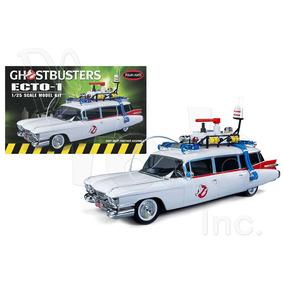 Ghostbusters Ecto-1 - Model Kit - Escala 1:25 - Polar Lights