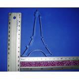 Cortador Torre Eiffel Reposteria Galletas Y Masa Flexible