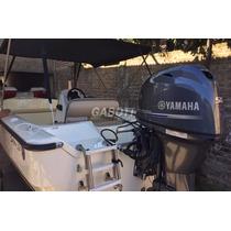 Lancha Tracker Bermuda Safari 550 Con Motor 50 Hp Yamaha 4t