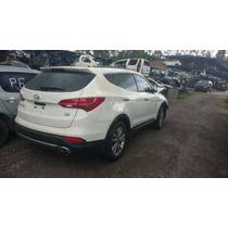 Sucata Hyundai Santa Fe V6 13/14 Bartolomeu Peças