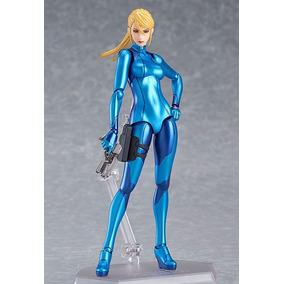 Figura Figma Metroid Other M: Samus Aran Zero Suit Ver.