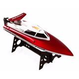 Lancha Barco Bote Control Remoto Ft007 Super Rapida Rc
