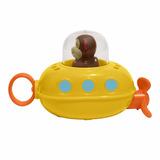 Brinquedo Piscina Banheira Submarino Macaco Jump Hop Zoo