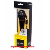 Micrófono Sony Fv100 Omnidireccional Karaoke Vocal Dinámico