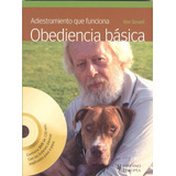 Obediencia Basica Adiestramiento Perro Libro + Dvd - Hispano