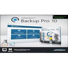 Ashampoo Backup Pro 11 E Business 10 Para Windows