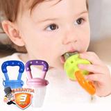 Chupete Para Comer Fruta Dr. Gym Para Bebés/ Disparocl
