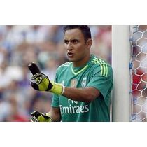 Jersey Portero Real Madrid Verde 2015-2016 Navas Champions