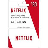 Cartão Presente Netflix Gift Card R$ 30 Reais Envio Digital