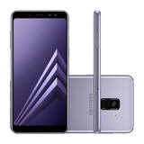 Smartphone Samsung A8 Dual Chip Android 7.1 Tela 5.6 Octa-co
