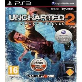 Uncharted 2 Ps3 Digital Psn Envio Na Hora