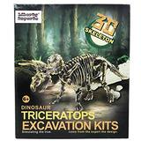 ¡¡oferta!! Juego De Dinosaurio Triceratops Excavar