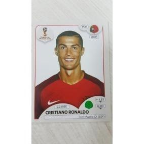 Figurinha Cr7 Cristiano Ronaldo Copa Do Mundo 2018 N° 130