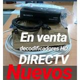 Decodificador Directv Hd Only Prepago Equipos Nuevos