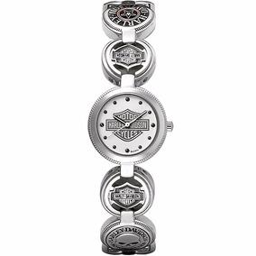 Reloj Harley Davidson Id Chain 76l145 Envío Gratis E-watch