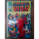 The Infinity War #1 Año 1992 Inglés Comic Ulident