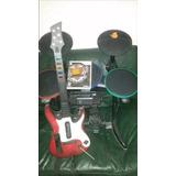 Guitar Hero Warriors Of Rock Wii Completo