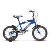 Bicicleta Cross Top Mega R16 Varon + Rueditas + Envios