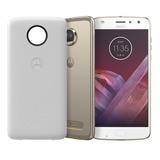 Smartphone Motorola Moto Z2 Play Power 64gb Dourado