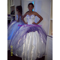 Vestidos De 15, Quinceañéras, De Tres Piezas