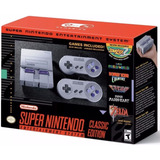 Nintendo Súper Nes Classic Mini Consola Snes Americana