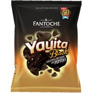Galletitas Yayita Black De Cacao Con Pepitas Fantoche 250g