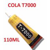 Cola T7000 110 Ml (preta) Melhor Cola P Manutenção Celular