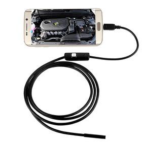 Camera Inspeção Endoscópica Android Pc Carro Pia Videoscópio
