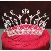 Corona Tiara Xv Años Boda Reina Princesa Presentación Fiesta
