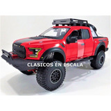 Ford F-150 Raptor 2017 Pick Up Off Road Real - R Maisto 1/24