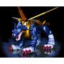 Digimon Sh Figuarts Metalgarurumon - Bandai La Molina Stock