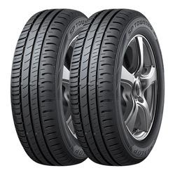 Kit 2 Neumáticos Dunlop 185 65 R14 86t Touring R1 Cavallino