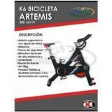Bicicleta Estática Profesional K6