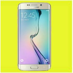 Original Samsung S6 Edge Dorado Gold 32gb Libre 4g