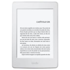 E-reader Amazon Kindle Paperwhite Branco Tela De 6 Wi-fi E