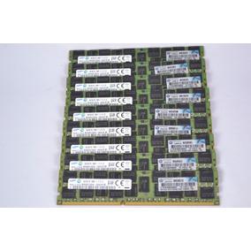 Memoria Samsung 16gb ( 2rx4 ) Pc3 - Ddr3 12800r M 1503