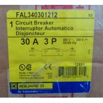 Interruptor Termomagnetico Square D Mod Fal340301212