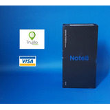 Samsung Galaxy Note 8 Sellado Black