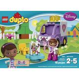 Lego Duplo 10605 La Ambulancia De La Doctora Juguete 16 Pzs