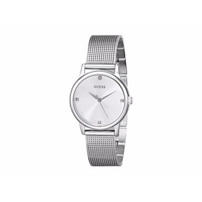 Reloj Guess Ladies 4 Diamantes Acentuados U0532l1 | Watchito