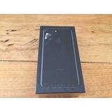 Nuevo Iphone 7 Plus 128gb Nacional Telcel Jet Black Cerrado